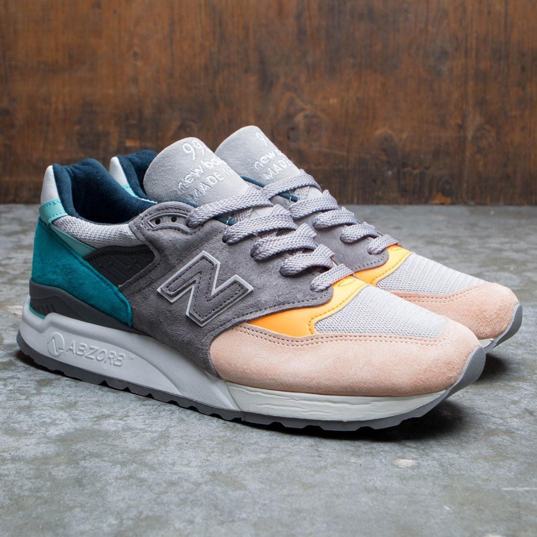 new balance argento 36