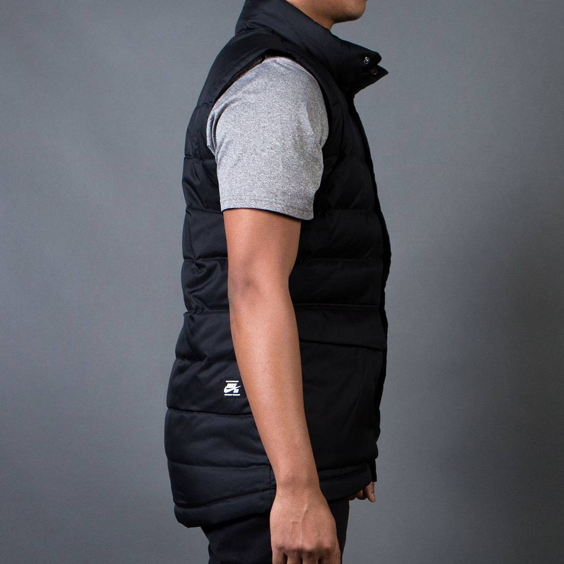78077ba84189 Nike Men SB 550 Down Fill Vest (black)