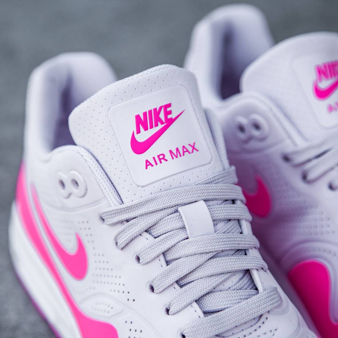 huge selection of 8ba8b 4b55c Nike Women Air Max 1 Ultra Moire (bleached lilac   white   pink blast)