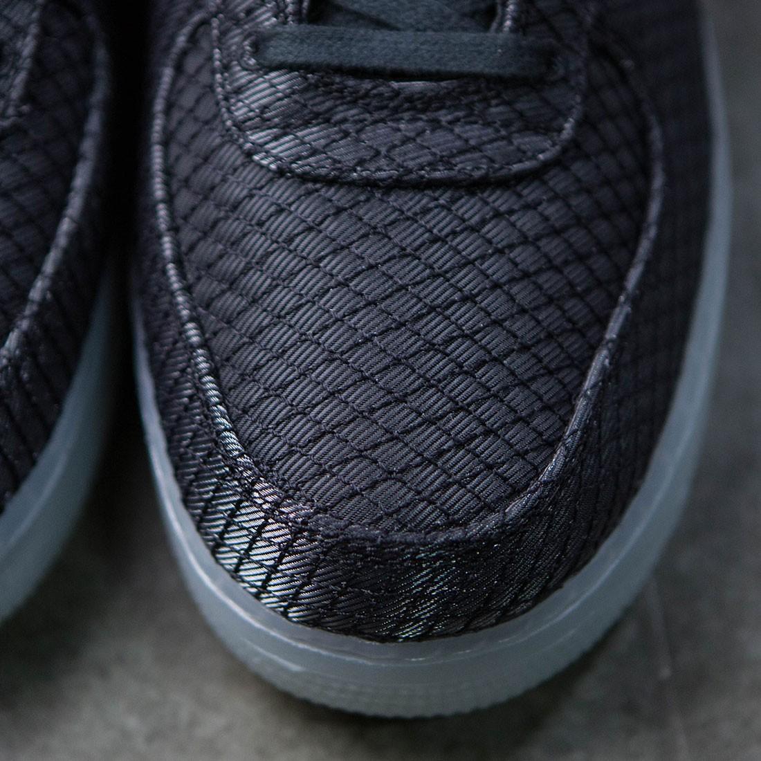 new concept 3af42 779b6 Nike Men Air Force 1 Mid  07 Lv8 (black   black-white-metallic silver)