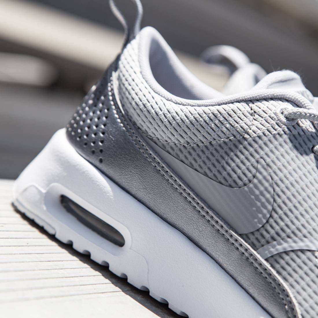 b8d7f48c6c Nike Women Air Max Thea Textile (wolf grey / white / mtlc cool grey / wolf  grey)