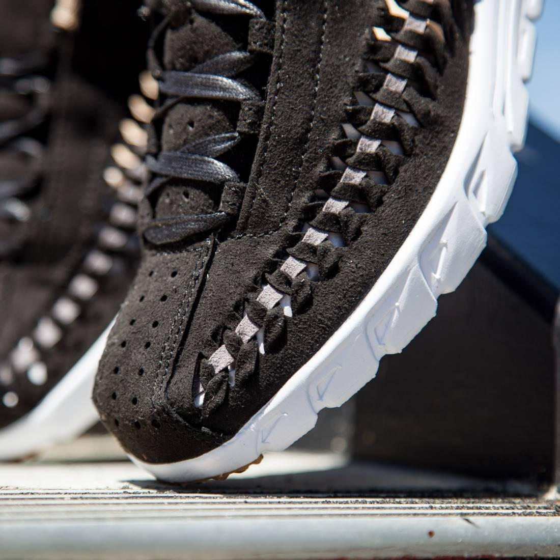 0c98c37e967fe9 Nike Women Women S Nike Mayfly Woven (black   dark grey-white-elm)