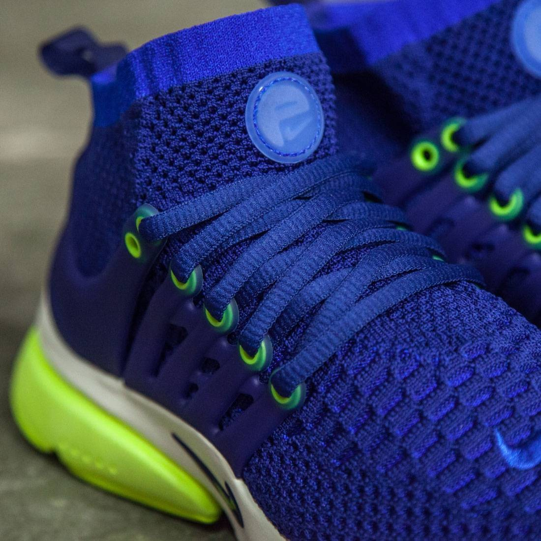 7b5806b617e2b Nike Women Women'S Nike Air Presto Flyknit Ultra Shoe (deep royal blue /  racer blue-volt)