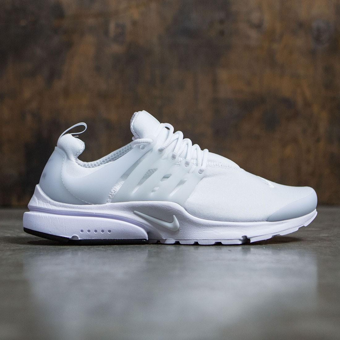 Nike Men Air Presto Essential White White Black