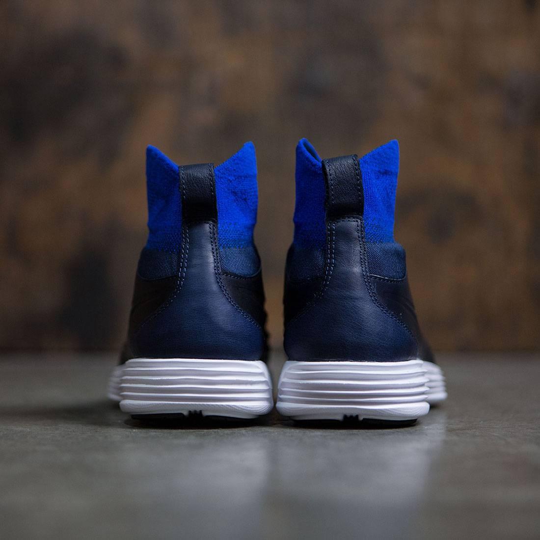 7292ea7d8677 Nike Men Lunar Magista Ii Flyknit (college navy   college navy-racer blue)