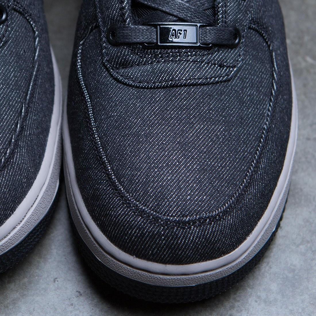 the best attitude f5bf2 e30c8 Nike Women Air Force 1 Hi Se (black   dark grey-cobblestone)