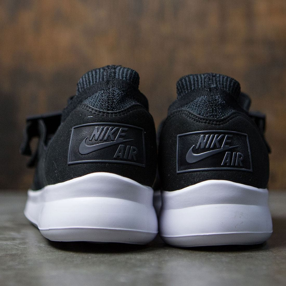 d861e8d5a60f3 Nike Men Air Sock Racer Ultra Flyknit (black   anthracite-black-white)