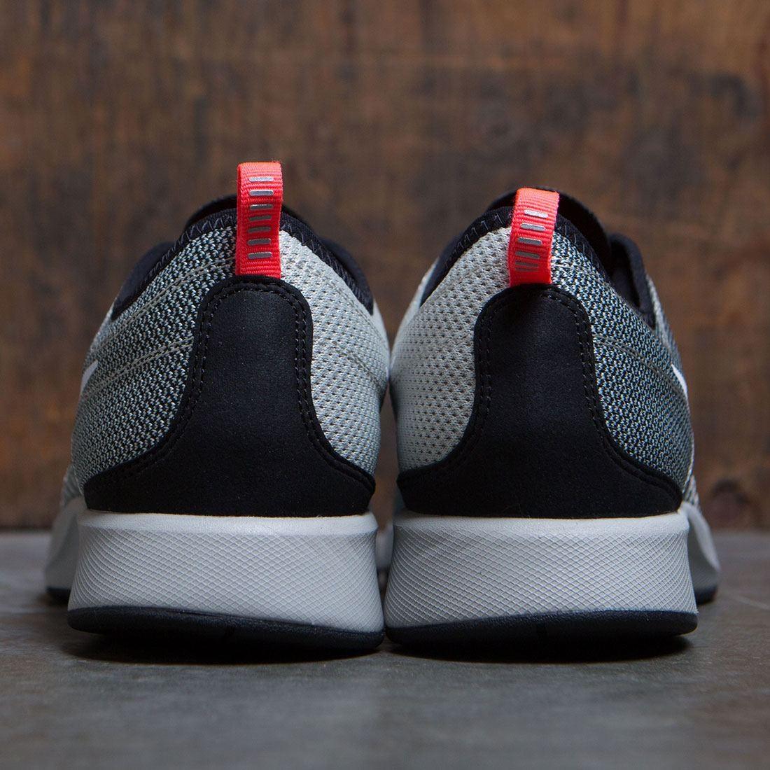fd343bef8a77 Nike Men Dualtone Racer (black   white-pale grey-solar red)