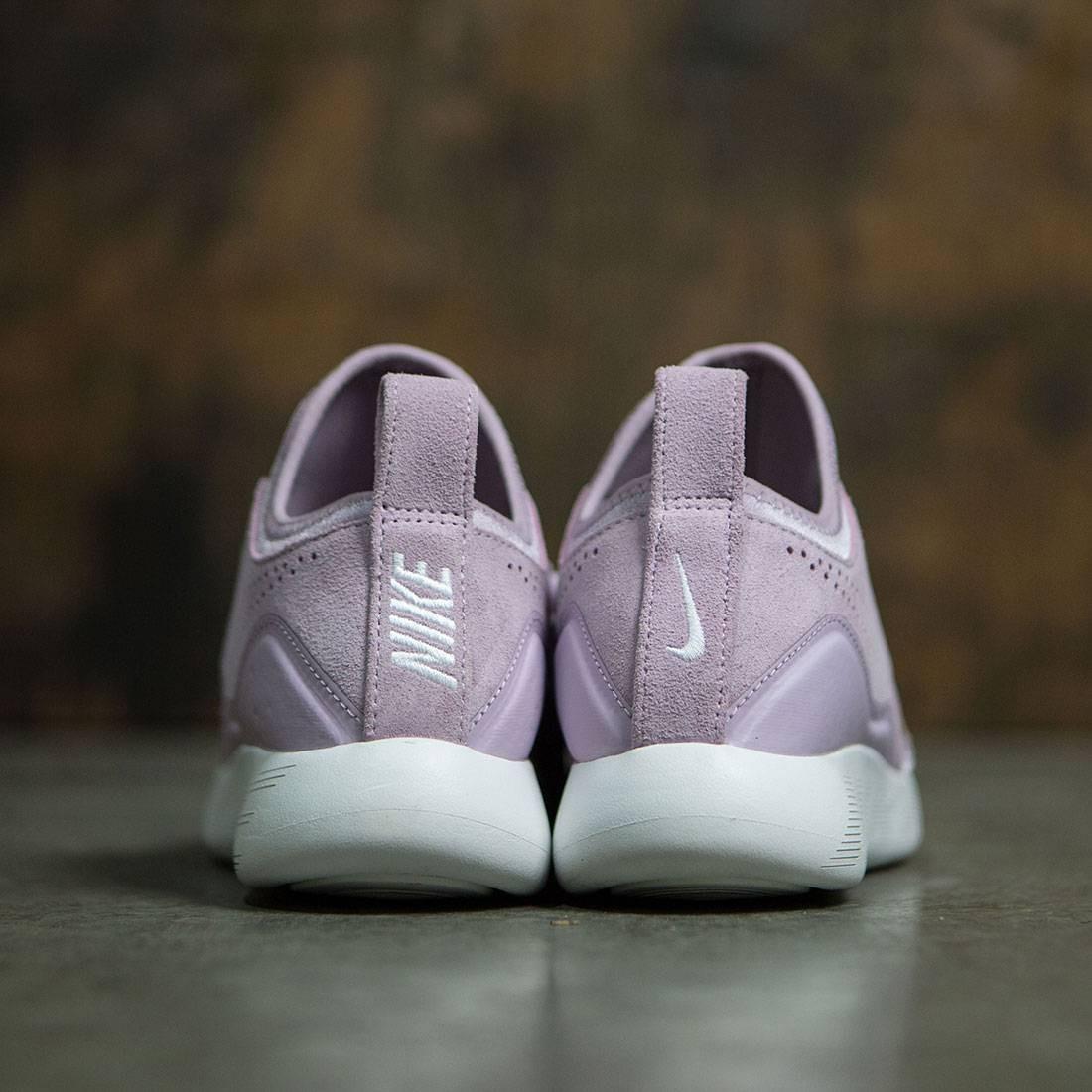 10c92510915b Nike Women Wmns Nike Lunarcharge Premium (iced lilac   summit white-plum  fog-volt)