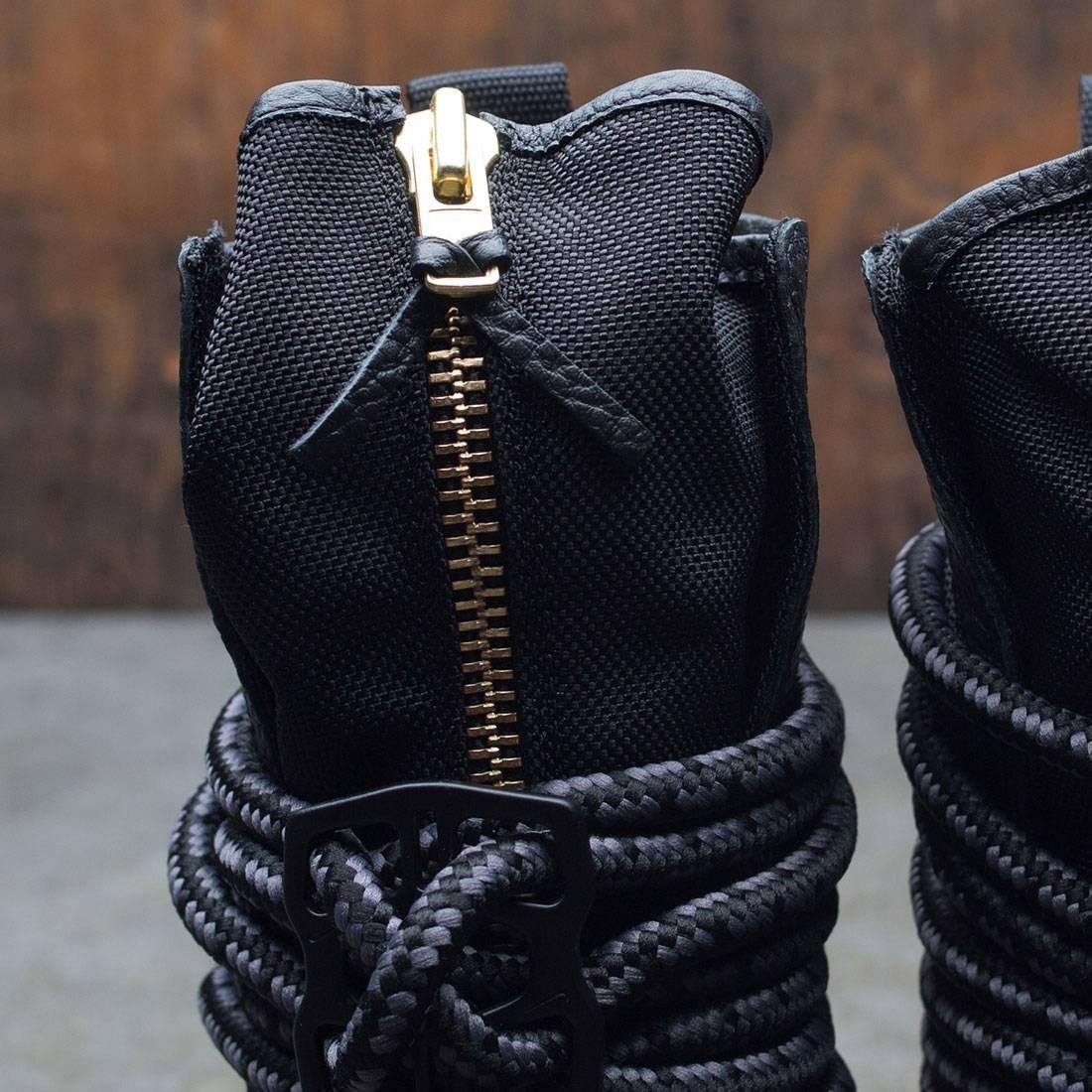 Nike Women Sf Air Force 1 Hi Boot (black black gum light brown)