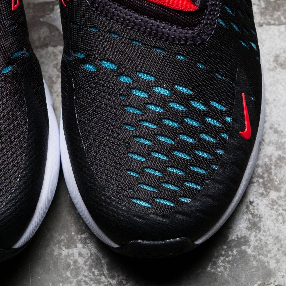 nike air max 270 black turquoise