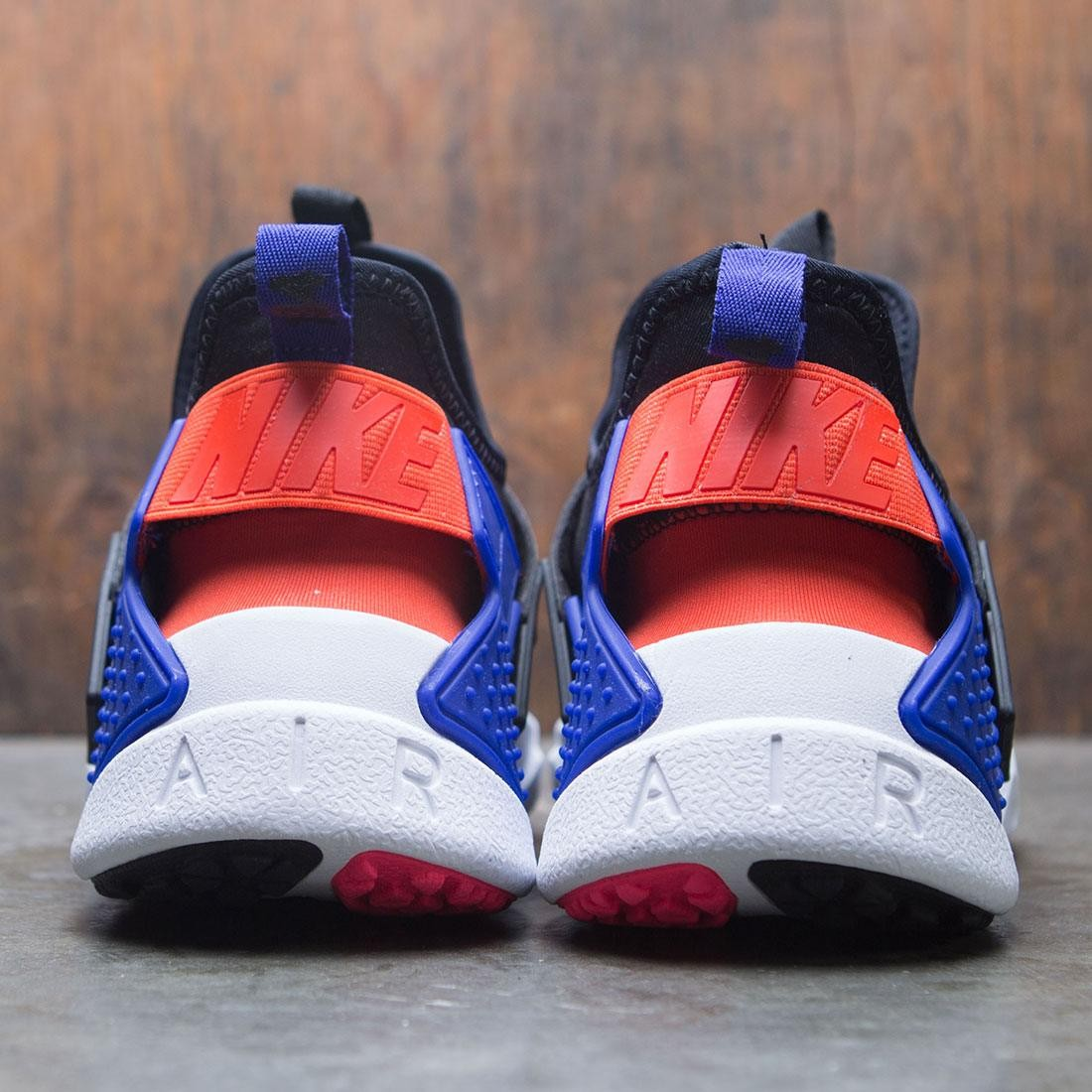 premium selection 5a006 2f286 Nike Men Air Huarache Drift Premium (black   rush violet-rush orange)