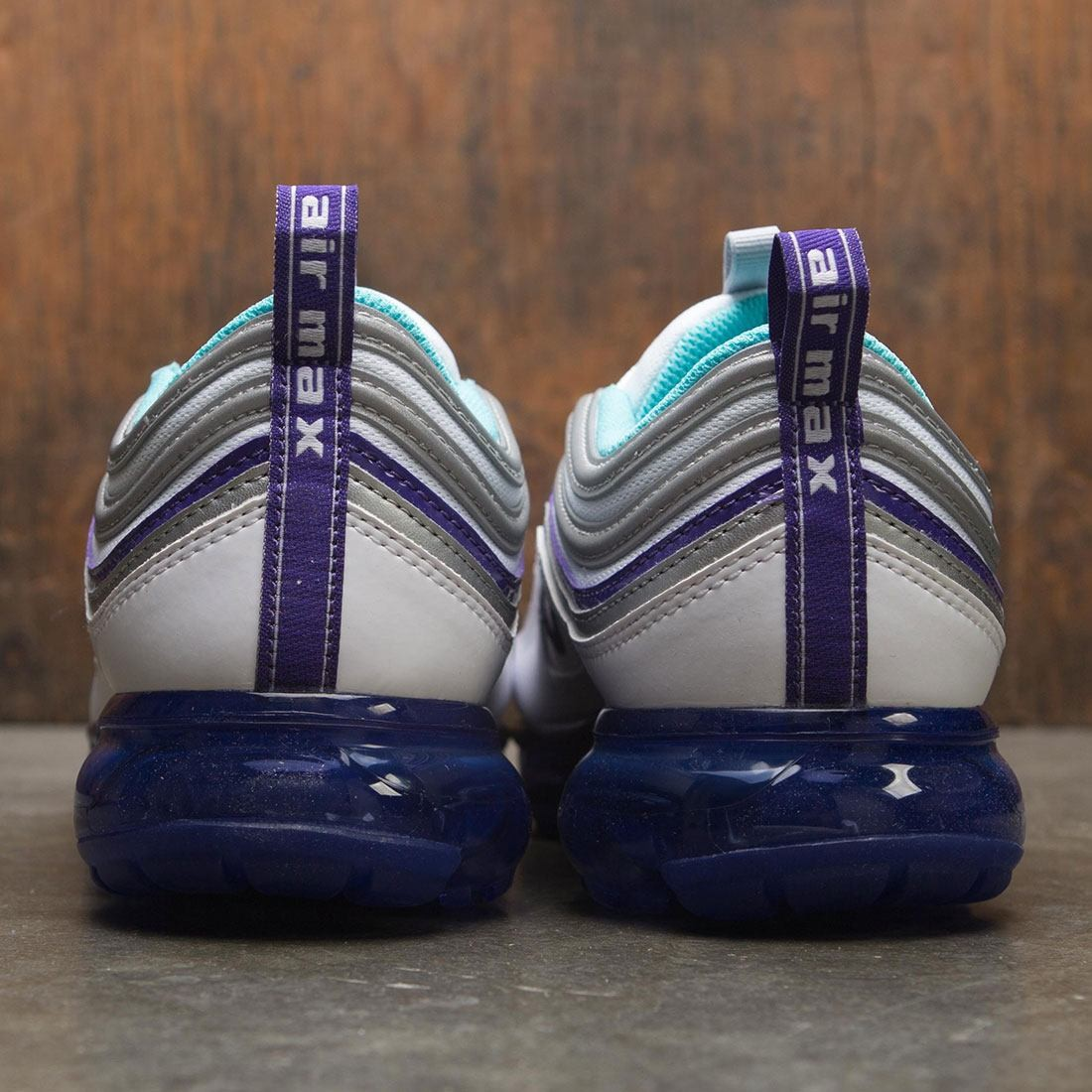 2d2d21b90ce Nike Men Air Vapormax 97 (white   aqua-varsity purple)