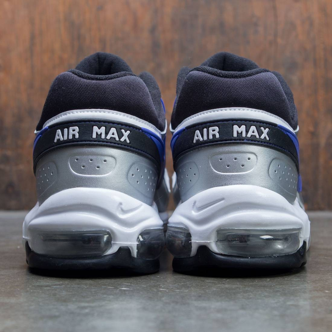 Nike Men Air Max 97 Bw (metallic silver persian violet black)