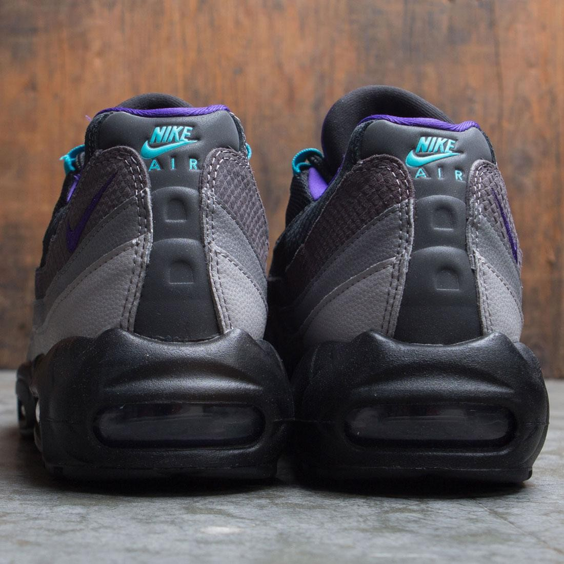 Nike Men Air Max 95 Lv8 (black court purple teal nebula)