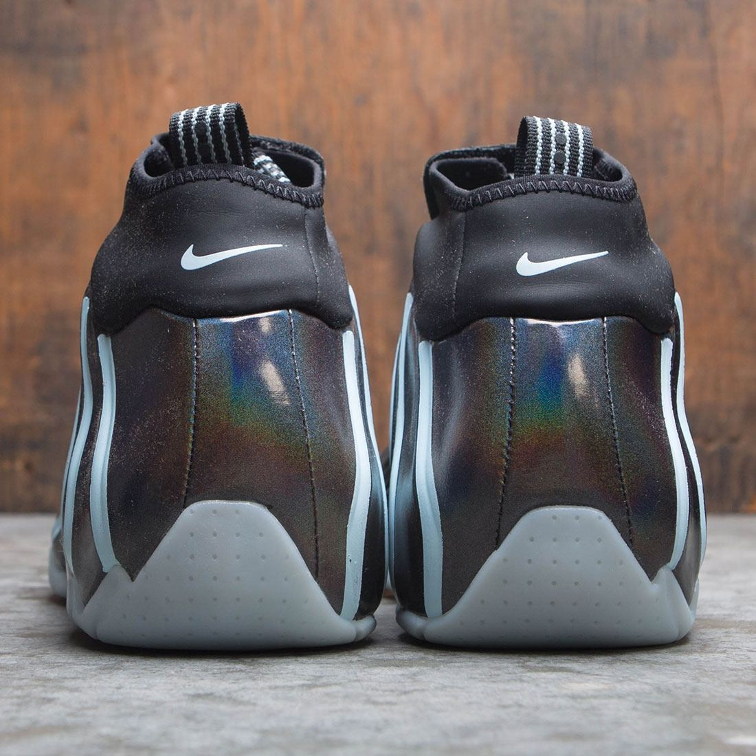 new style 7fc51 6fa43 Nike Men Air Flightposite (black   topaz mist)