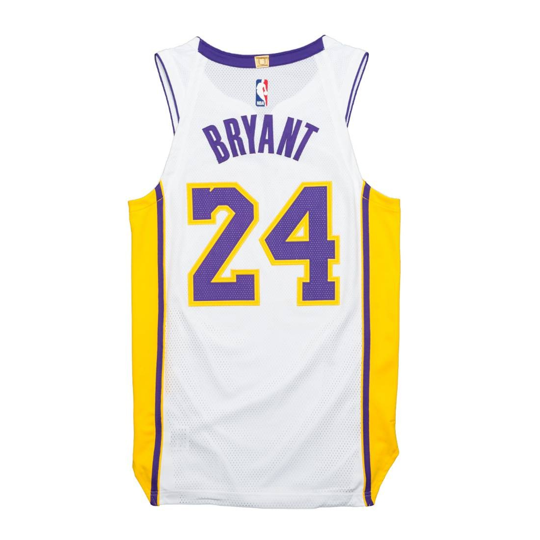 Nike Men Kobe Bryant Statement Edition Authentic Jersey Los Angeles Lakers White