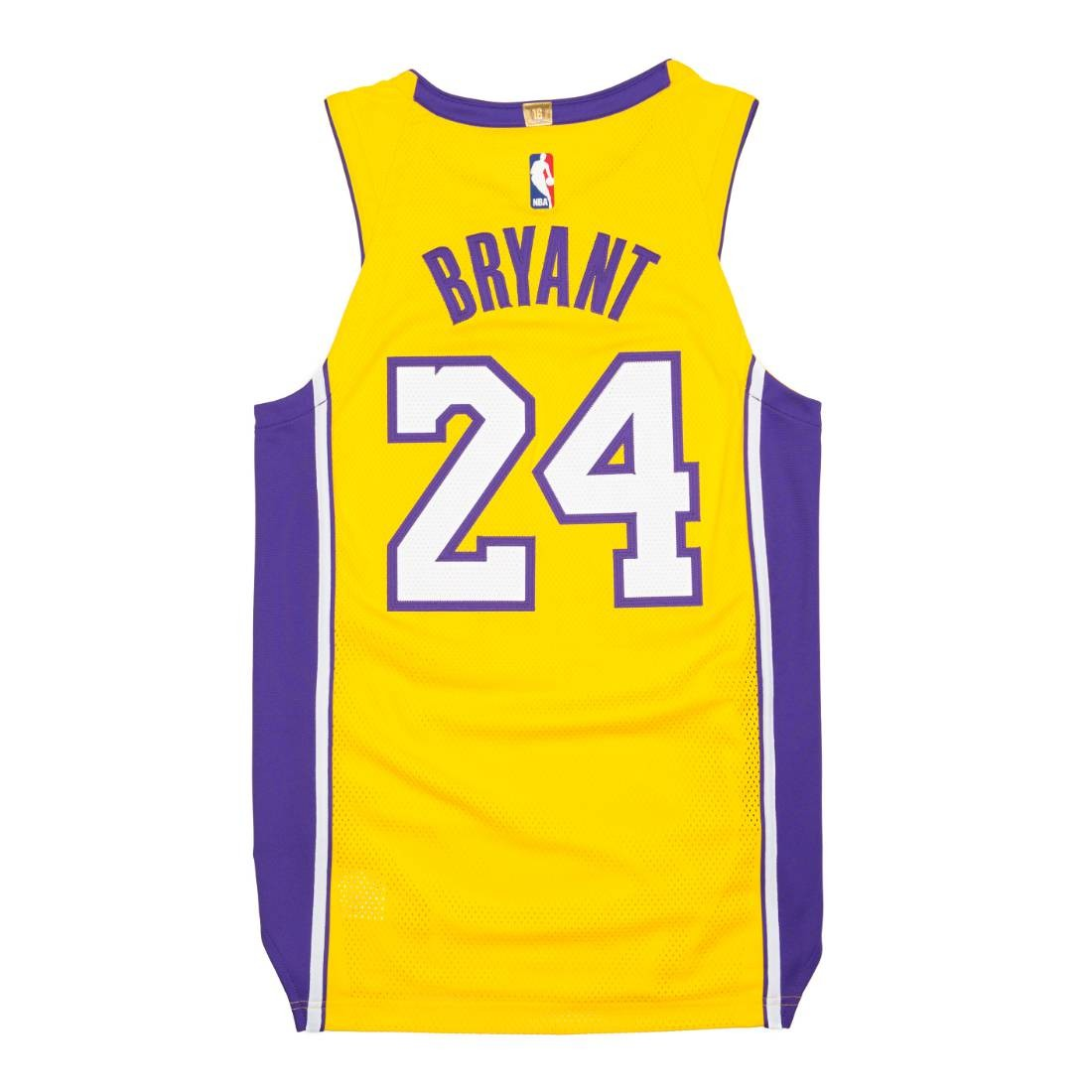 d418d7938d80 nike men kobe bryant association edition authentic jersey los angeles  lakers yellow amarillo