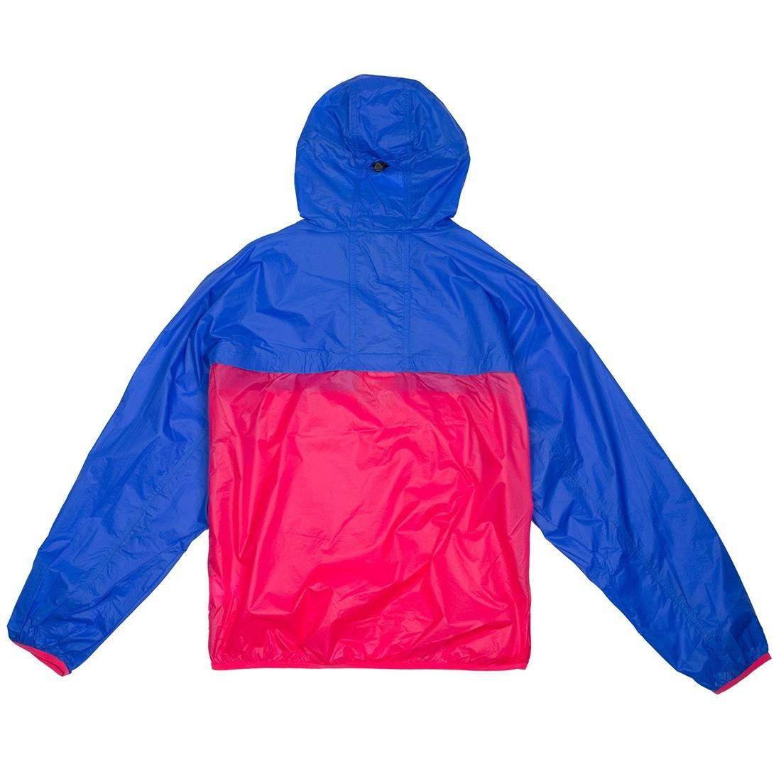 Nike ACG Hooded Anorak (Hyper Royal/Rush Pink/Rush Pink
