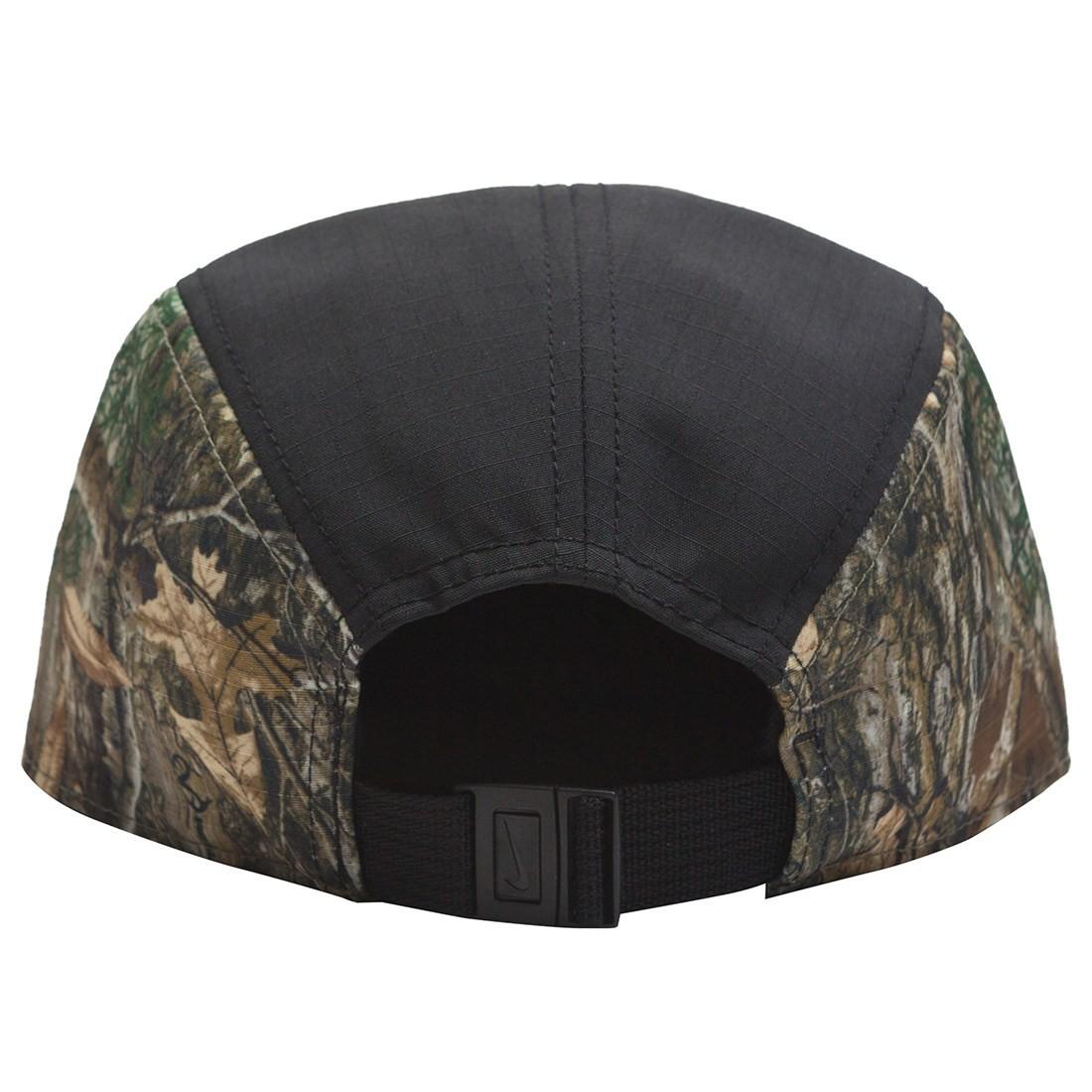 944eef0f08a Nike Men Nrg Sportswear Aw84 Rlt Realtree Adjustable Cap (black / white)