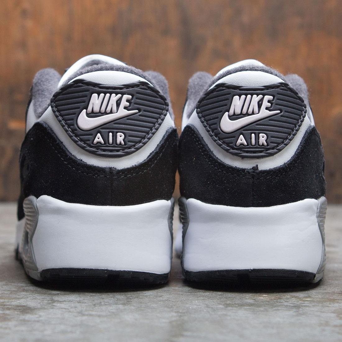 92561f02deb37 Nike Little Kids Air Max 90 Qs (white / particle grey-anthracite)
