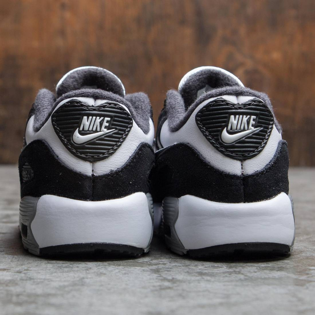 Nike Toddlers Air Max 90 Qs (white particle grey anthracite)