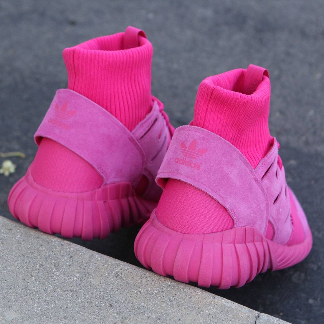 innovative design 38550 9a43a Adidas Men Tubular Doom (pink / eqt pink)