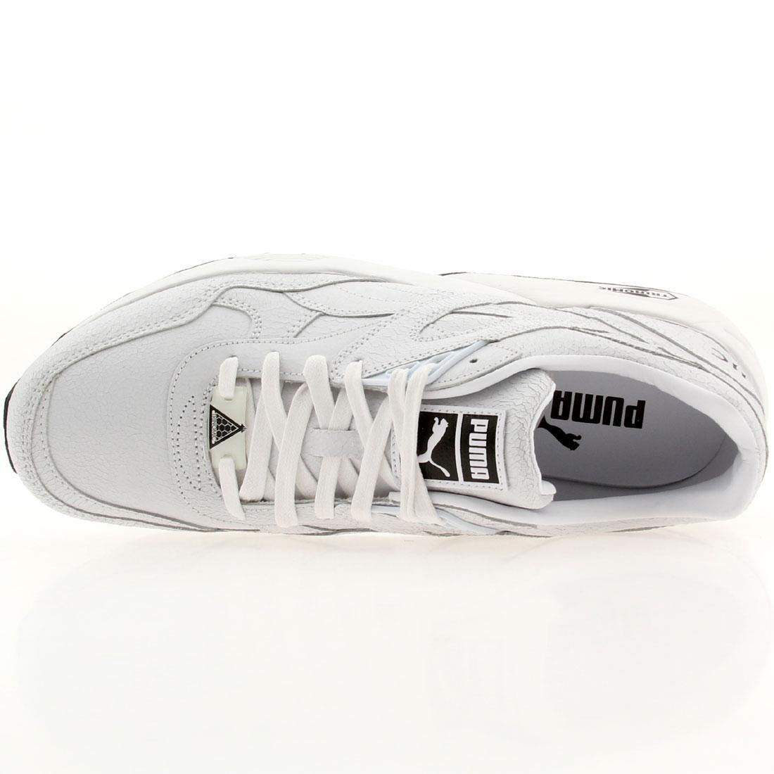72a2407e342 ... 357740-03  puma r698 trinomic crackle pack  Puma Men R698 Trinomic  Crackle (white) ...