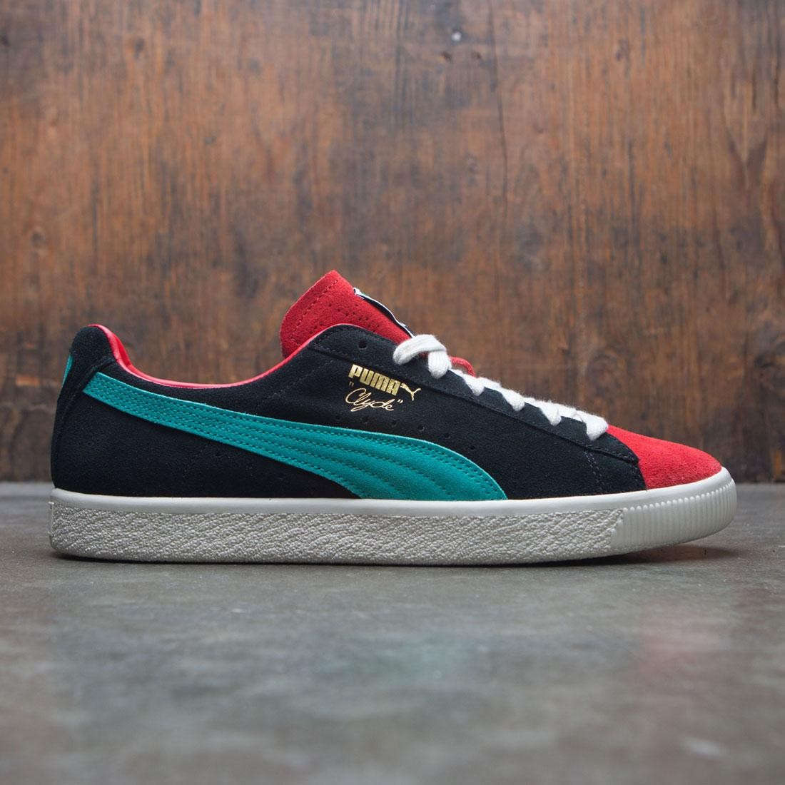 Puma Men Clyde - From The Archive red