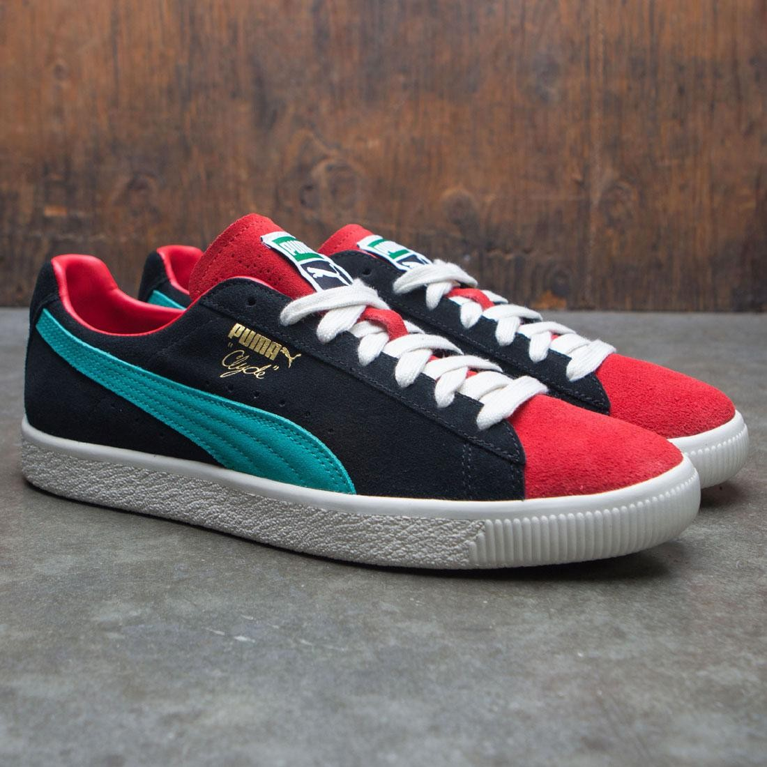 buy popular 10aaf e58cb Puma Men Clyde - From The Archive (red)