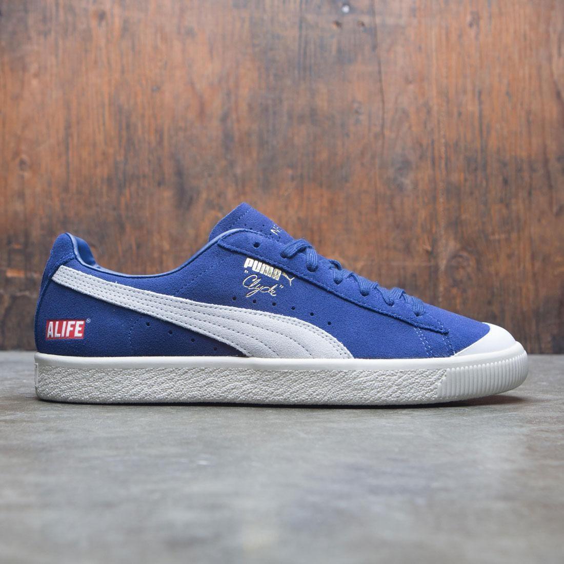 Puma x ALIFE Men Clyde RT blue white