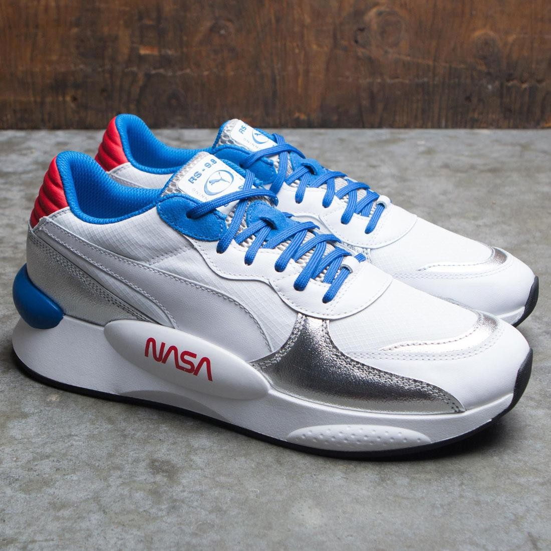 Puma X NASA Men RS 9.8 Space Agency (white)