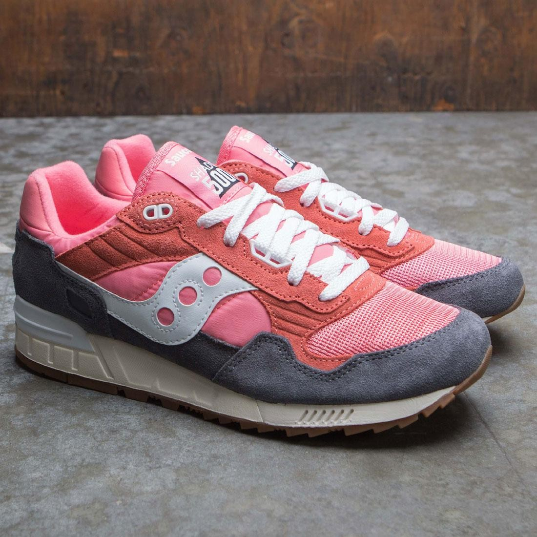 Saucony Men Shadow 5000 Vintage (pink white)