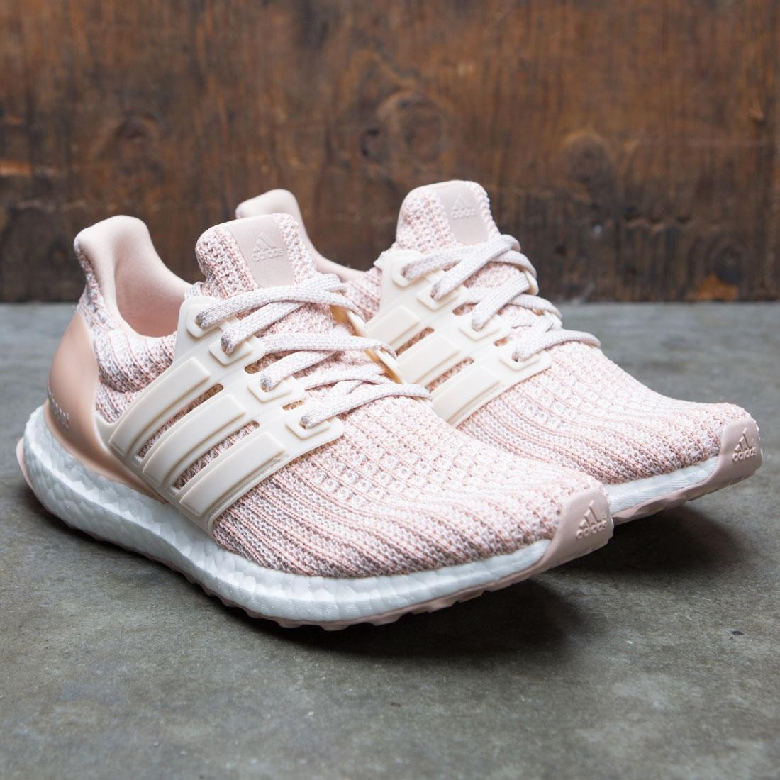 5ec7b780e8d40 Adidas Women UltraBOOST W (pink   ash pearl   linen   clear orange)