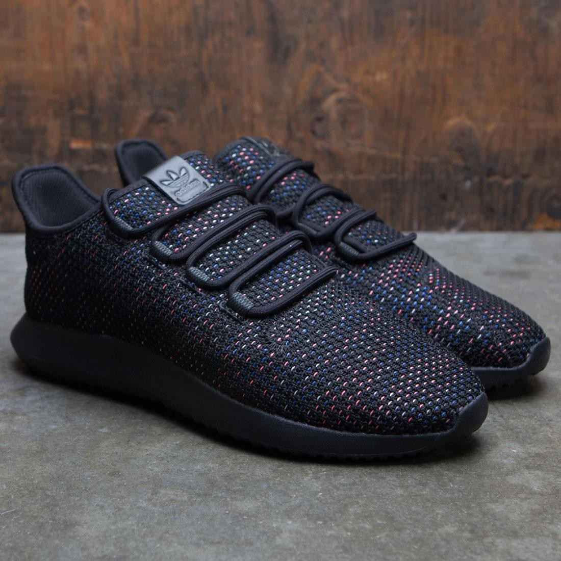 reputable site 81019 8e4ae Adidas Men Tubular Shadow CK (black / solar red / mystery ink)