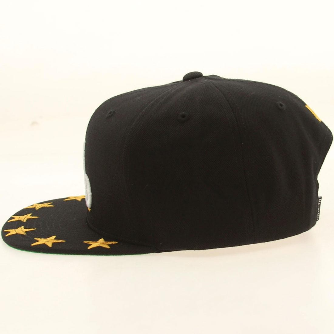 639e247ca7f Undefeated Star Snapback Cap (black)