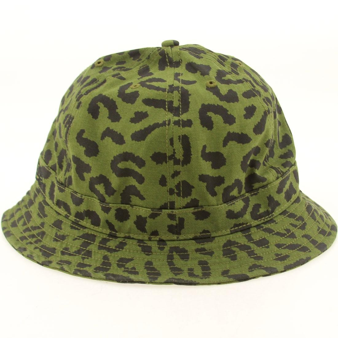 Undefeated Combat New Era Fitted Bucket Hat (olive camo) f752816adb2