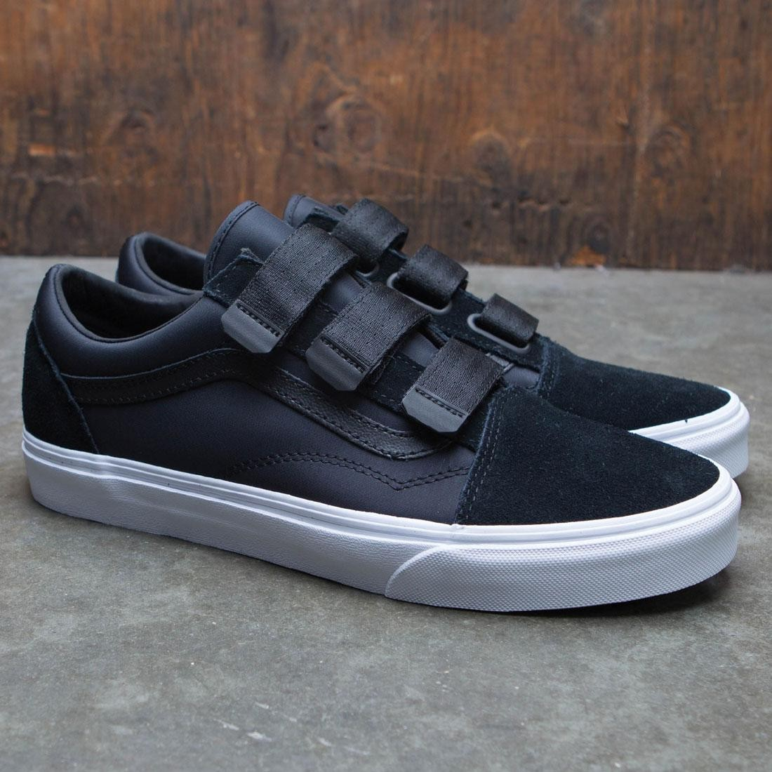 b7385c21a76 Vans Men Old Skool V - Surplus Nylon (black)
