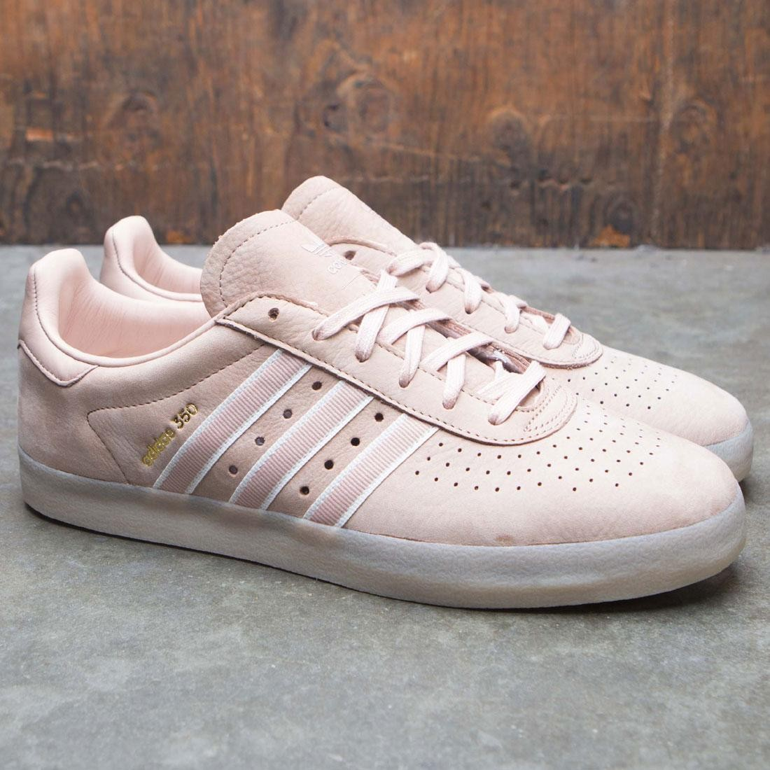 finest selection 3694b fd23a Adidas Men Oyster Holdings Adidas 350 (pink / ash pearl / chalk white /  metallic gold)