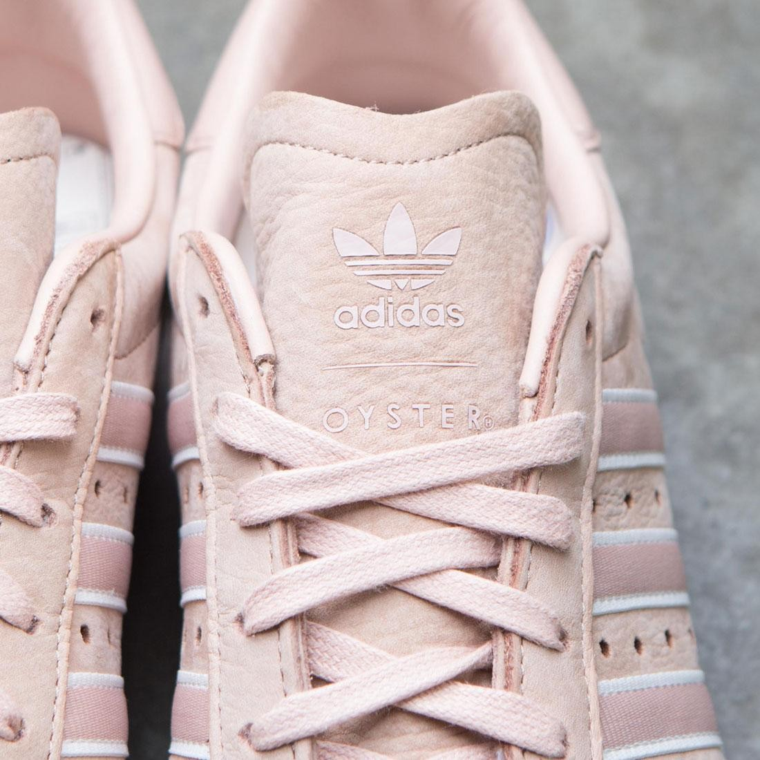 check out aeb2c 63bbd Adidas Men Oyster Holdings Adidas 350 (pink   ash pearl   chalk white   metallic  gold)