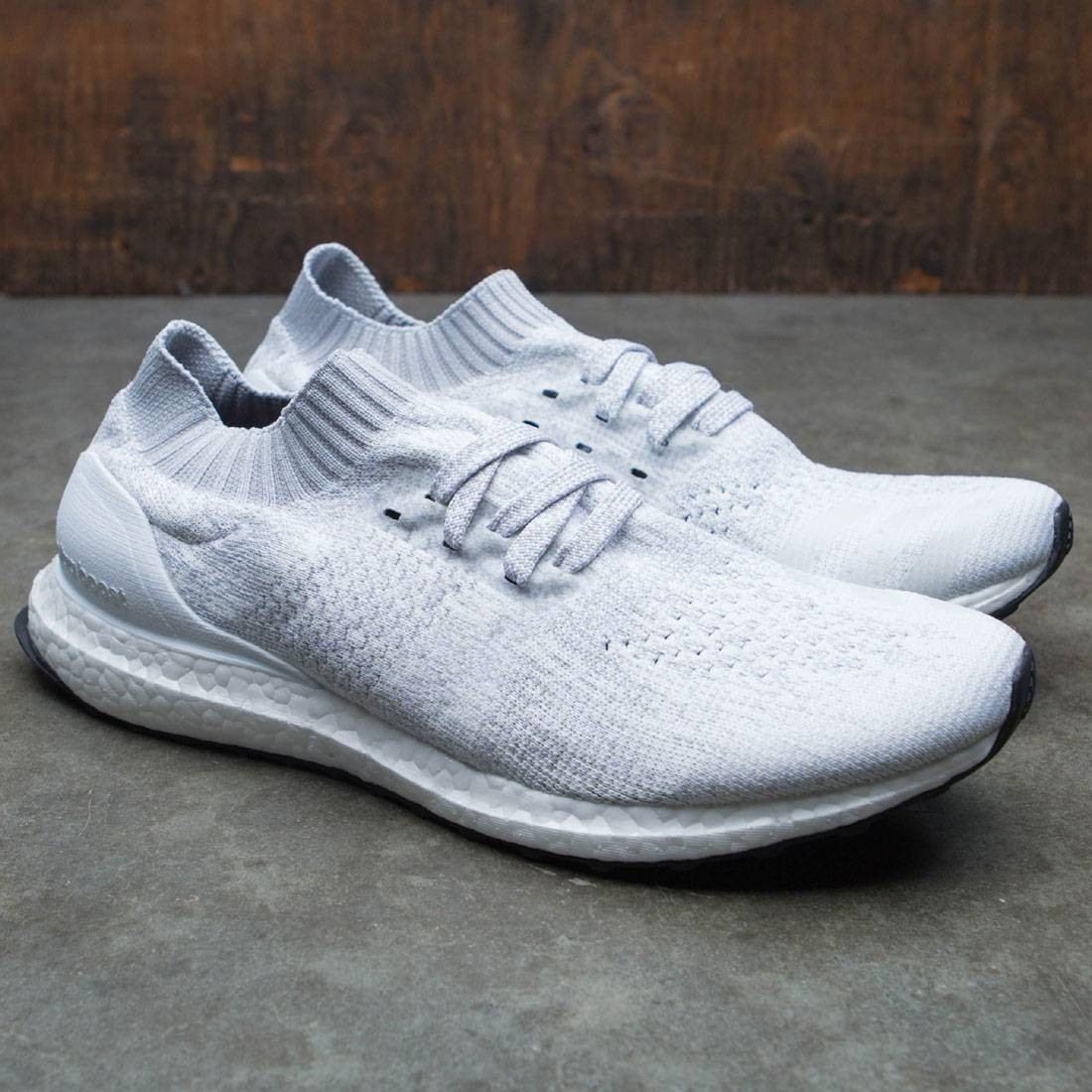 dc88cc817544 Adidas Men UltraBOOST Uncaged (white   white tint   core black)