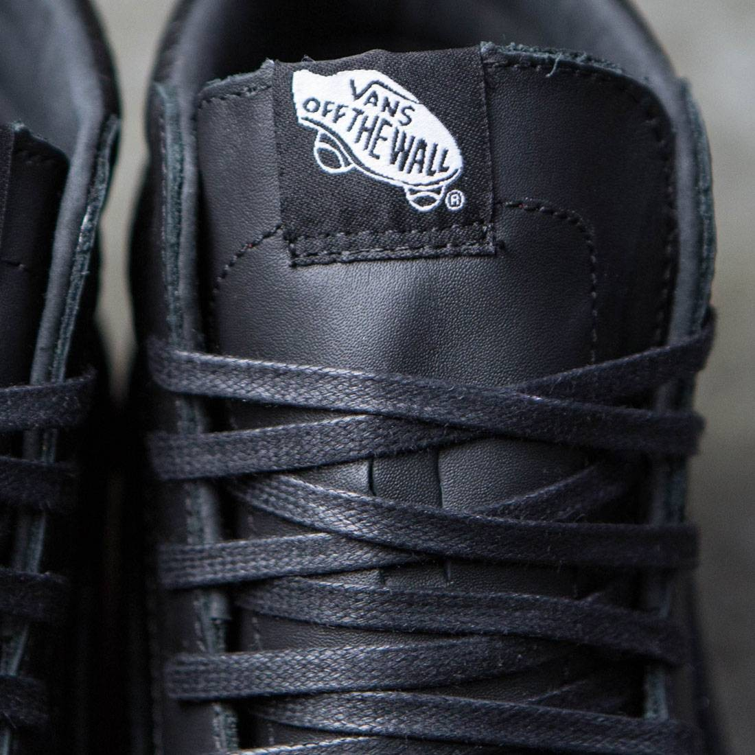 f75646189dcf Vans Men Sk8-Hi Reissue DX - Armor Leather (black)