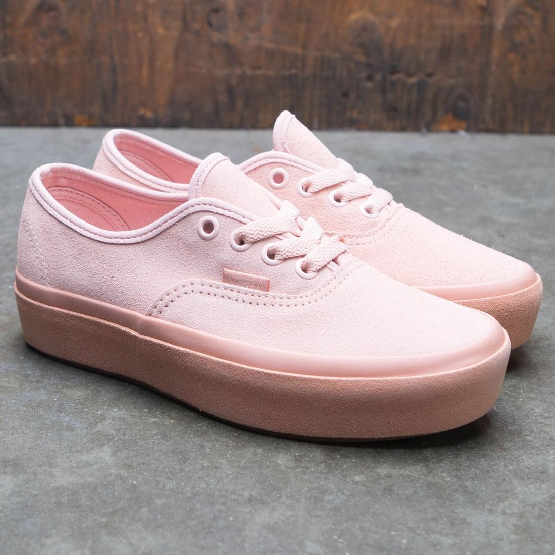 41be66bf333 Vans Women Authentic Platform 2.0 (pink)