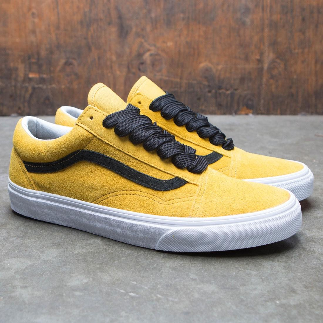 bb8bcf4c4b38 Vans Men Old Skool - Oversized Lace (yellow)