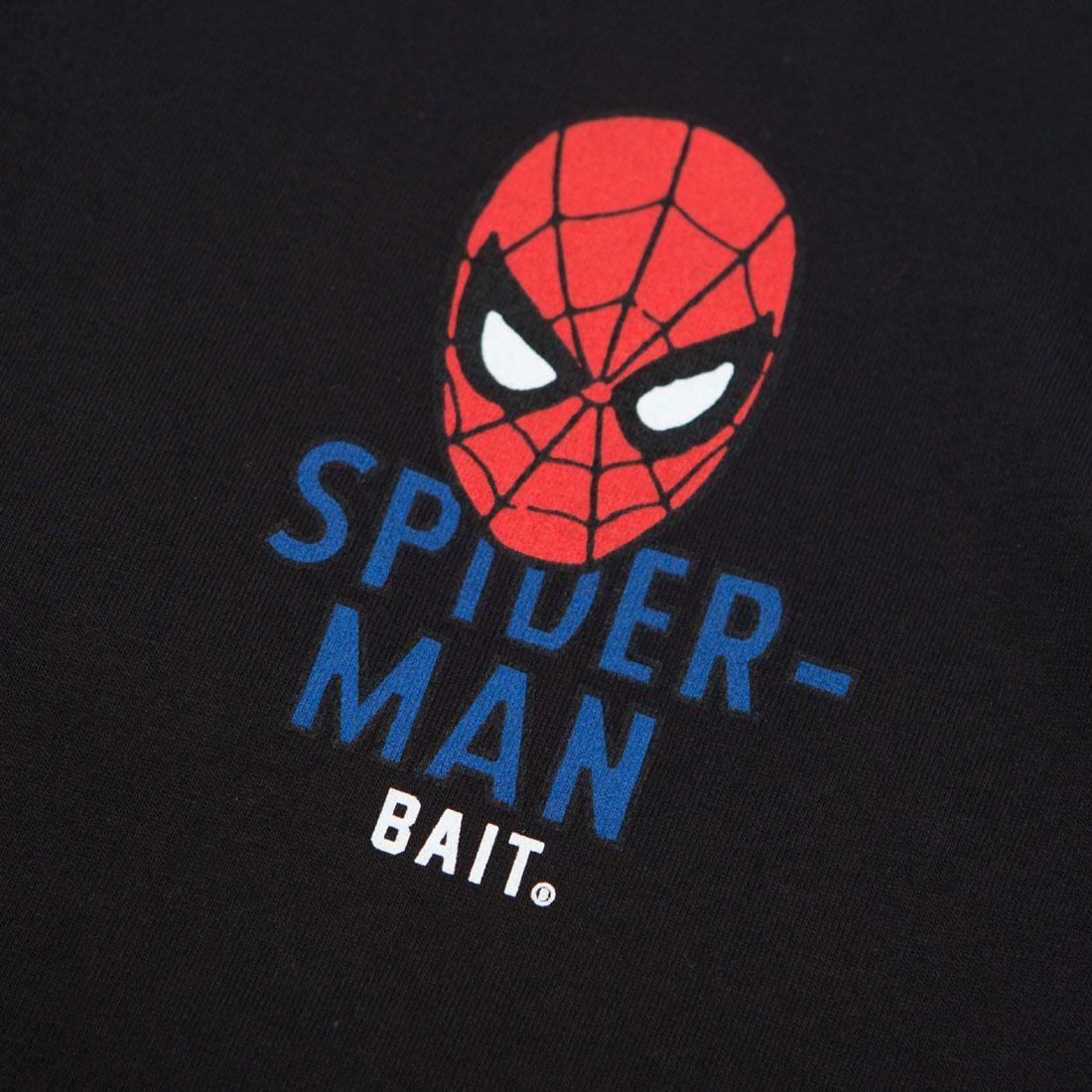4a246bb0 BAIT x Marvel Comics Men Amazing Spiderman Tee (black)