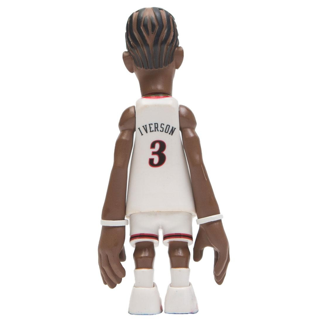 MINDstyle X Coolrain NBA Legends Philadelphia 76ers Allen Iverson Figure