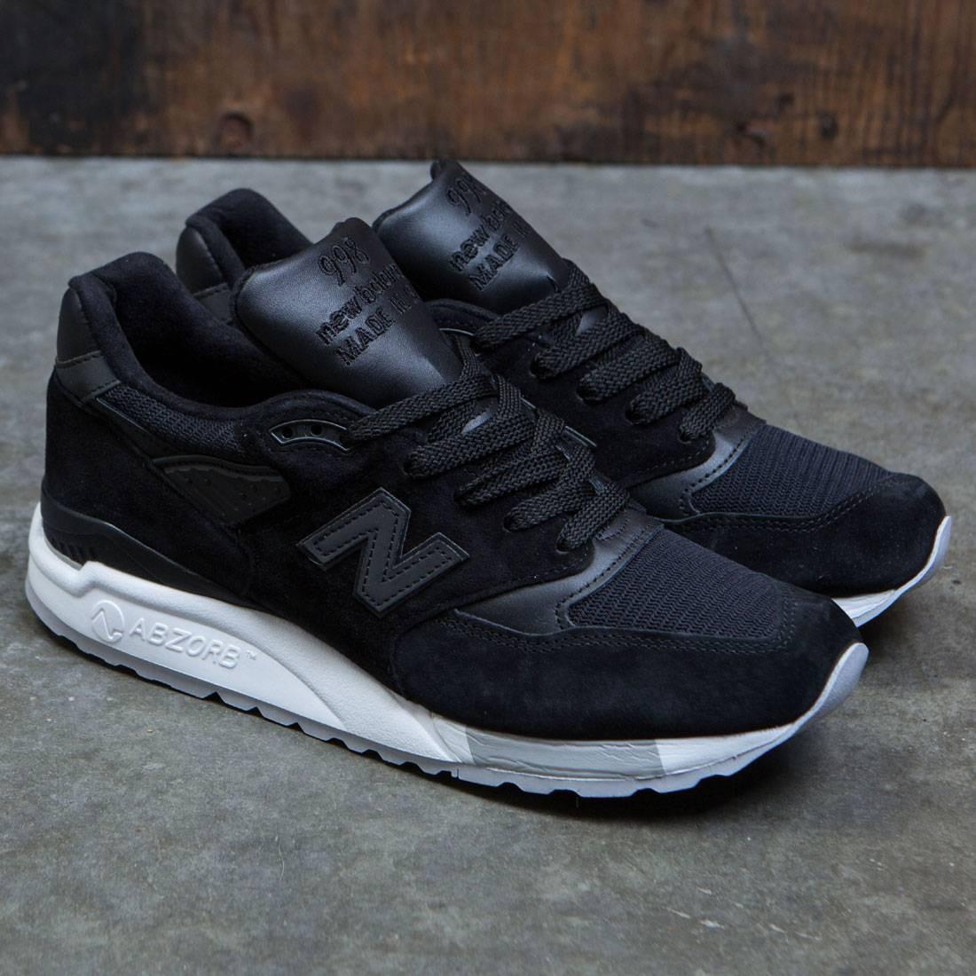 separation shoes 3c4a2 2af84 low cost new balance 998 mens black 3842e 494eb