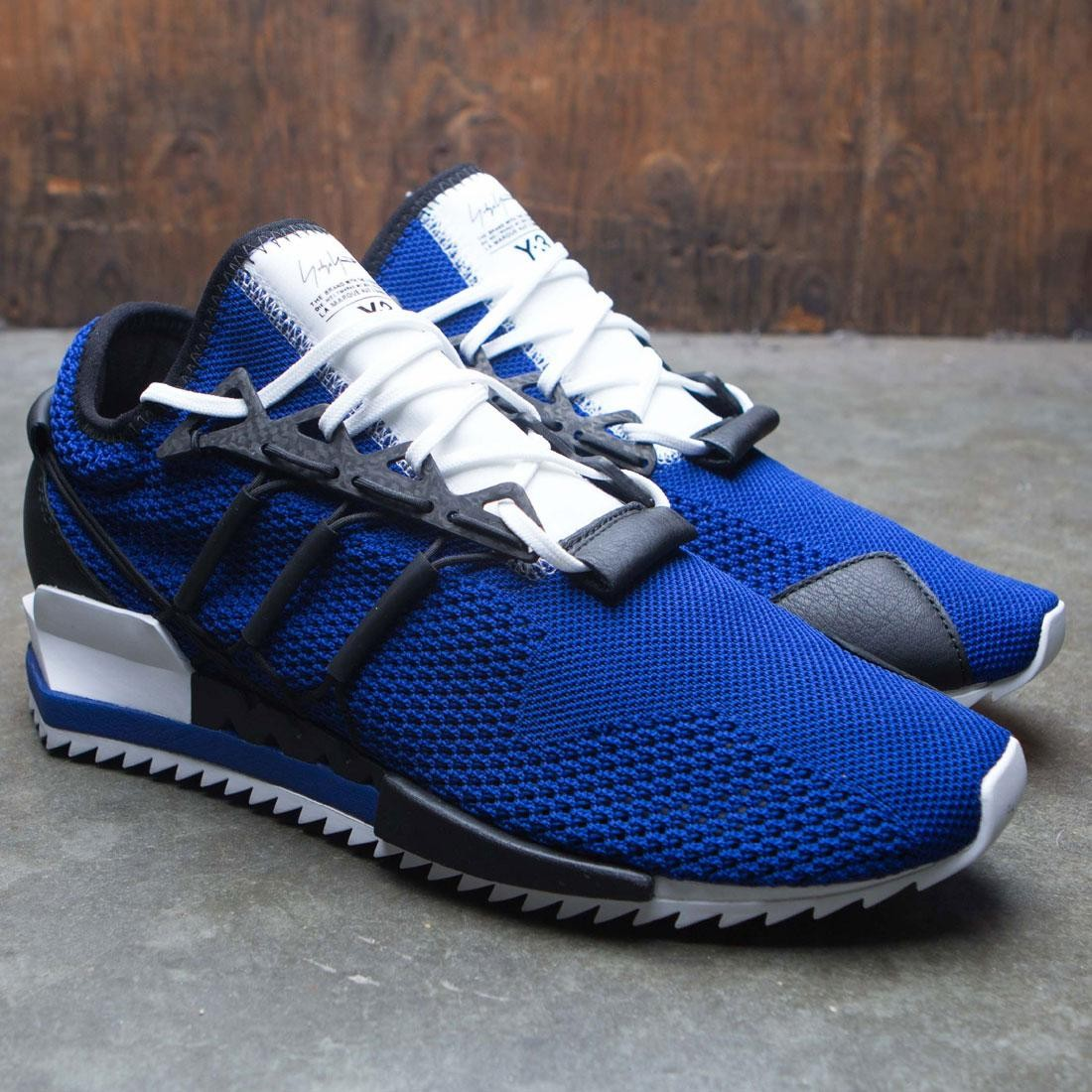 2d23f7bc5 Adidas Y-3 Men Harigane (blue   mystery ink   core black   footwear white)
