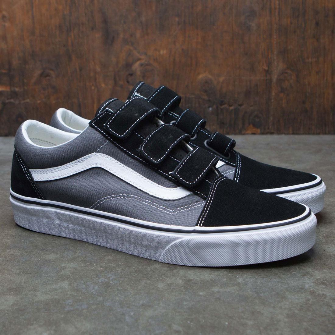 Vans Men Old Skool V gray pewter black