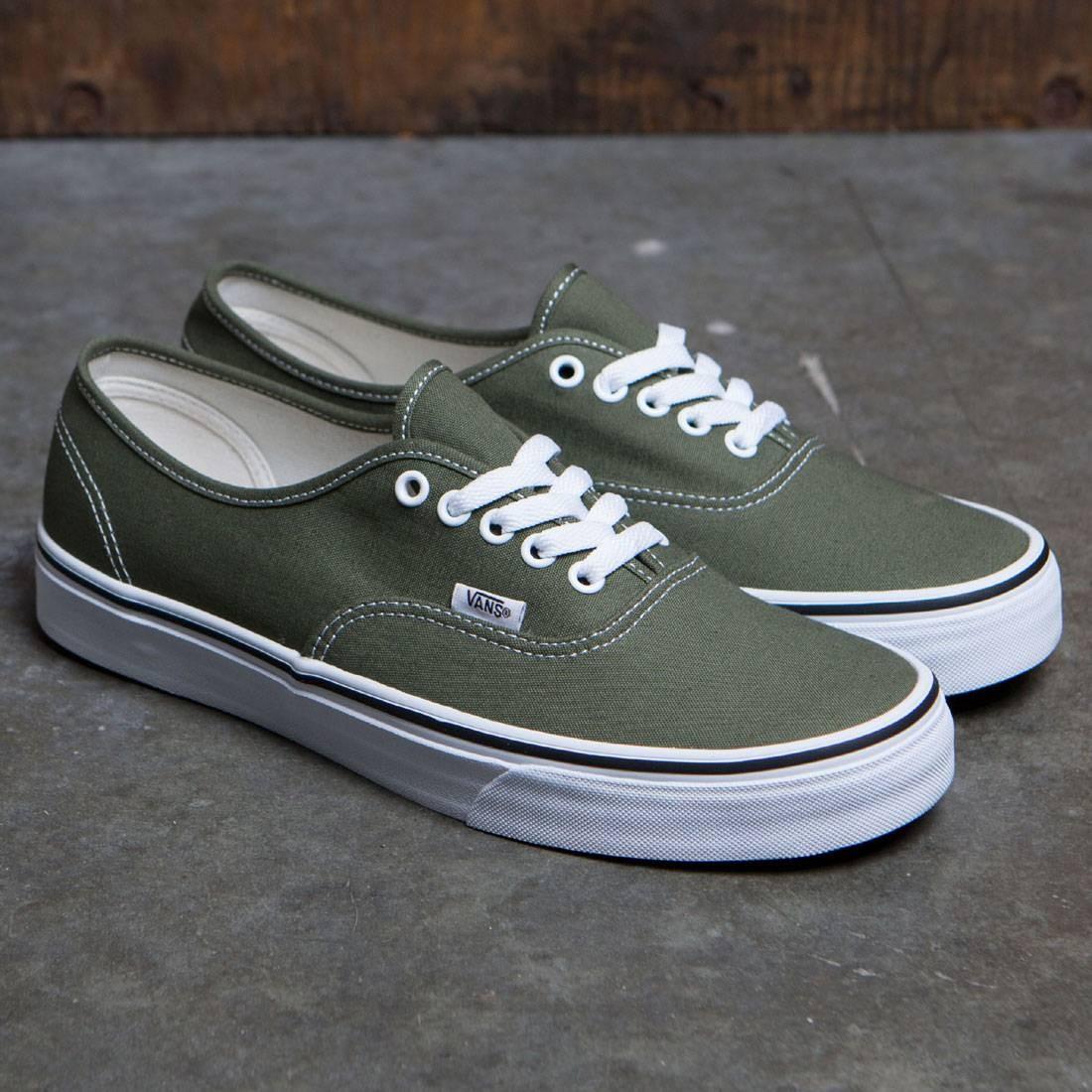 authentic vans green